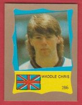England Chris Waddle Tottenham Hotspur